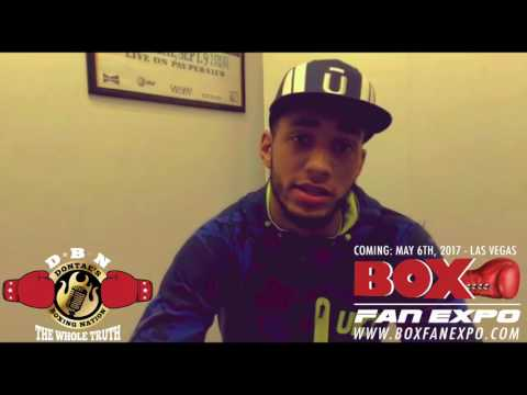 "HEAVYWEIGHT GOLD MEDALIST TONY YOKA TALKS ABOUT BEING THE ""ALI"" AND WORKING W/ VIRGIL HUNTER"