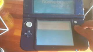 3ds Homebrew can't get to home menu without rebooting