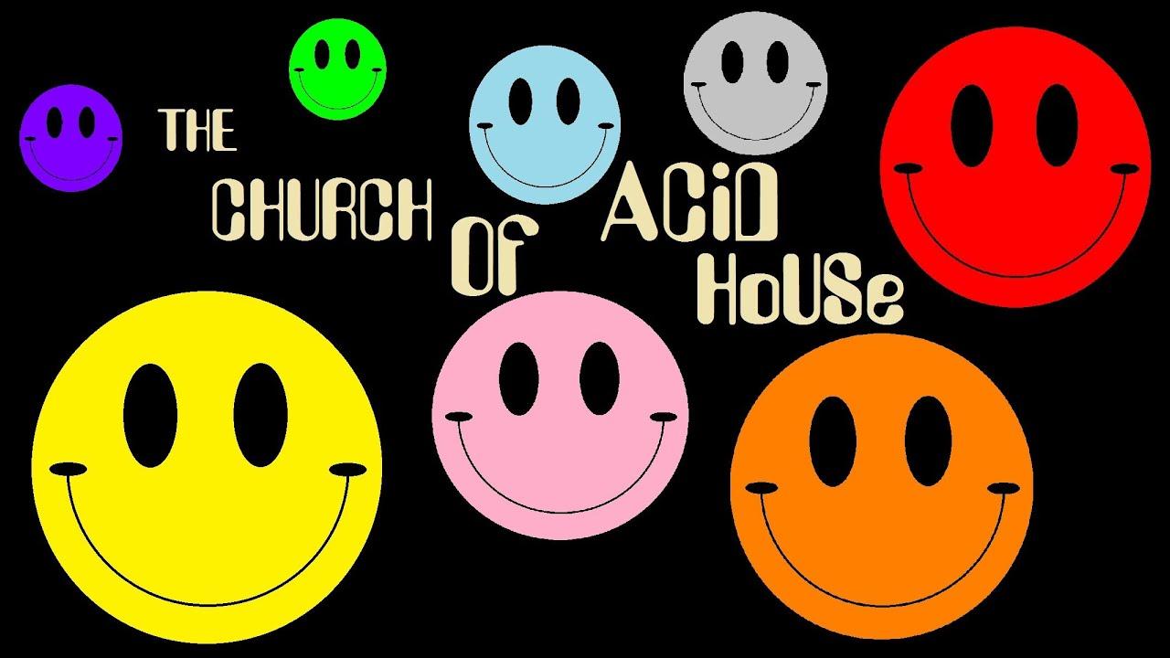 Church of acid house remix model of kraftwerk youtube for House of acid