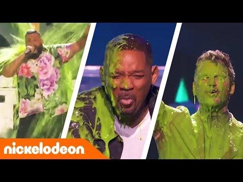 KCA 2019 | Лучшие Слайм-моменты | Nickelodeon Россия