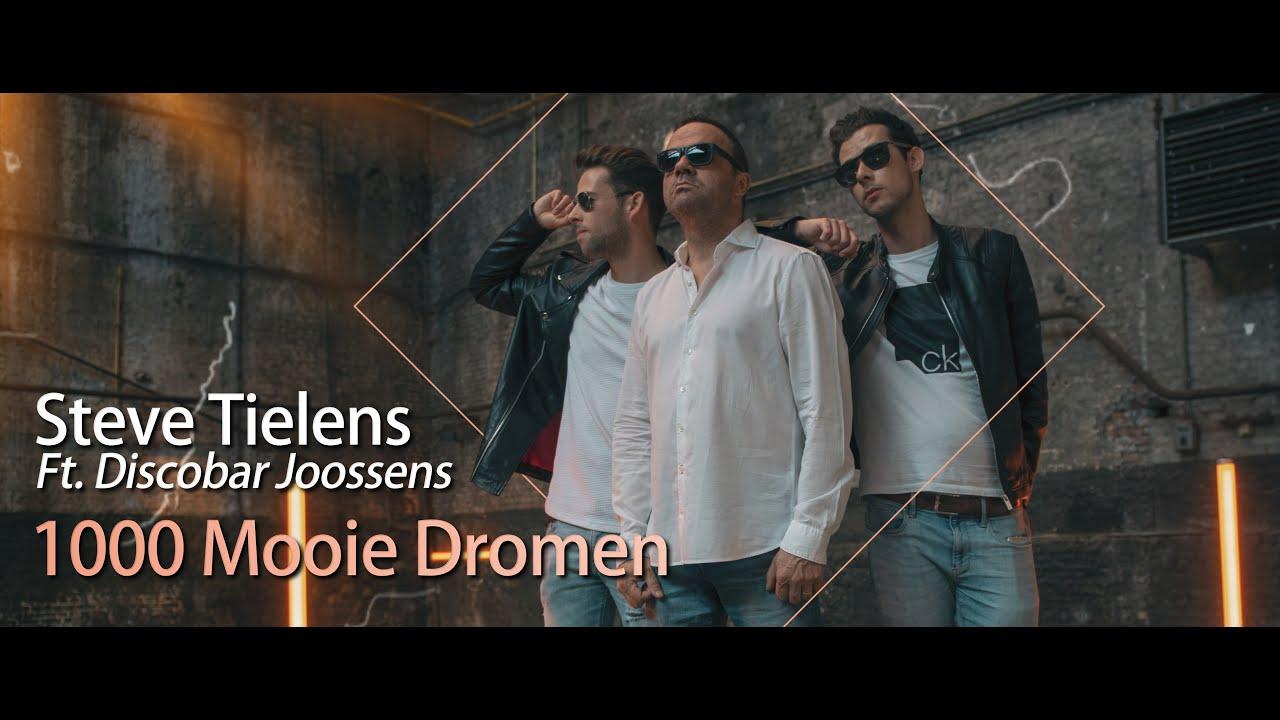 VIDEOCLIP: Steve Tielens ft Discobar Joossens - 1000 mooie dromen