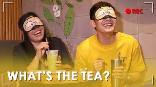 MILK TEA BLIND TEST CHALLENGE and how I got into the milk tea business | Robi Domingo