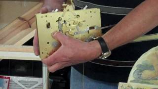 "The Clock Specialist: In Depth With Oiling Your Clock ""important"""
