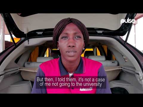 The Tale Of A Female Auto-Mechanic In Nigeria | Pulse TV