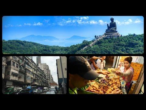 Hong Kong Vlog / Day 7 / Hong Kong Poverty & Lantau Island