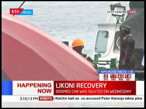 HAPPENING NOW: Recovery