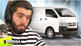 We Have a NEW Van To ROB HOUSES With! (Thief Simulator #12)