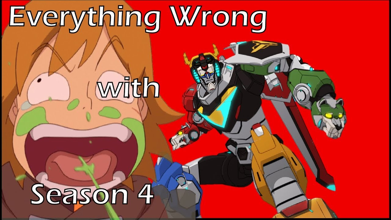 Download Everything Wrong with Voltron: Legendary Defender Season 4 Episode 5