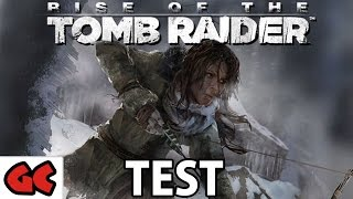 Rise of the Tomb Raider | Review // Test