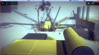 Besiege: Newtons Cradle Perfect Design