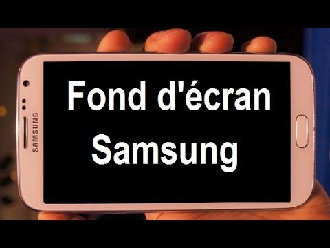 Modifier fond d cran samsung galaxy youtube for Photo ecran galaxy s7