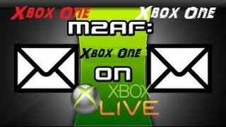 how to send a message to all friends on xbox one m2af out of date