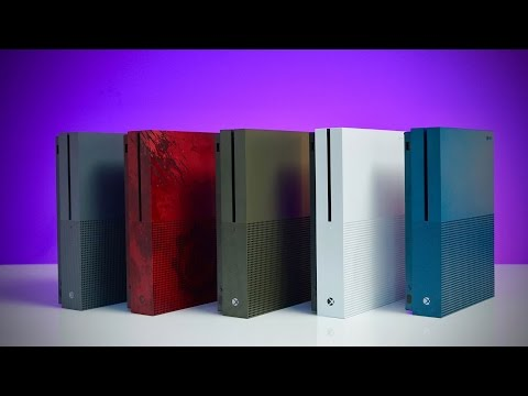 Best Xbox One S - EVERY Color!