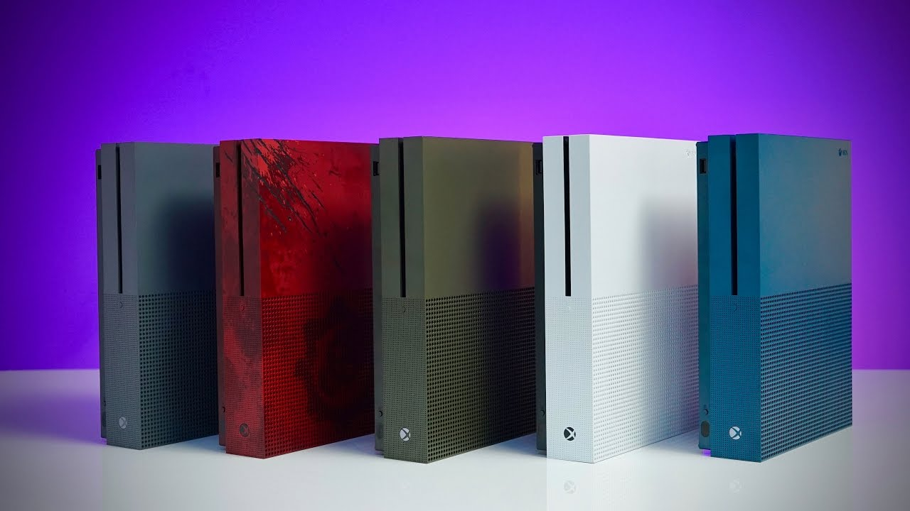 Foyer Colors Xbox One : Best xbox one s every color youtube