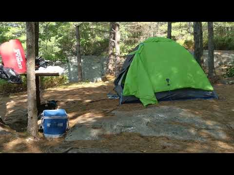 Crotch Lake Site #7, North Frontenac