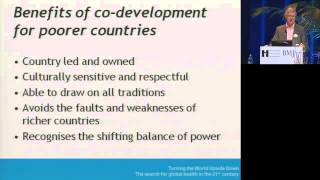 Amsterdam 2011 Presentation - Turning the world upside down: global shared learning