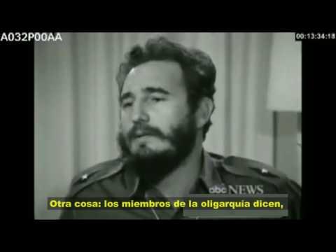 Entrevista inédita de Fidel Castro con Lisa Howard en 1964