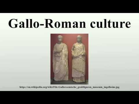 Gallo-Roman culture