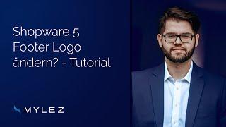 Shopware Footer Logo ändern? | Shopware 5 Tutorial - 8mylez