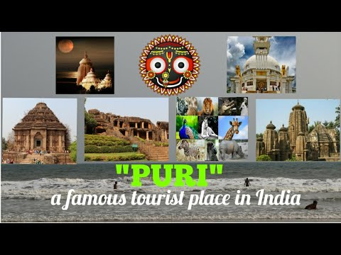 Puri Tour Guide What to see and Whare to stay(HD) Follow the description