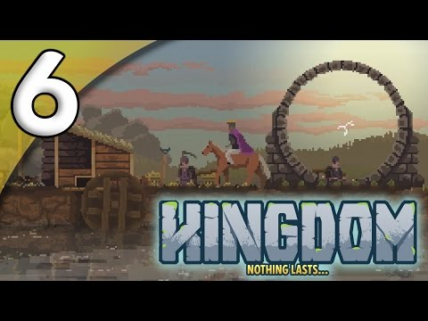 Kingdom: New Lands - 6. Fully Crewed - Let's Play Kingdom Gameplay