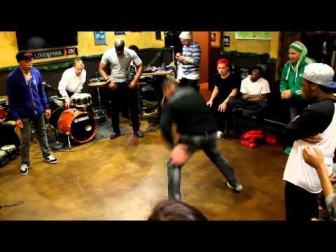North City Rockers at Forza Cafe - University Village Seattle Wa