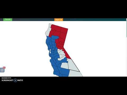 2018 Gubernatorial Elections; John Chiang(D) -Travis Allen(R