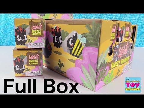 Kidrobot Labbit Insect Kingdom Full Box Blind Bag Opening | PSToyReviews