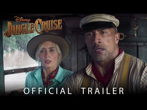 Clint August - Disney's JUNGLE CRUISE - Official Trailer