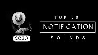 🔹Top 20 Notification Sounds 2020    download links (👇)    Trend Tones