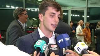 El piloto Santiago Urrutia correrá este año en el TCR Europeo