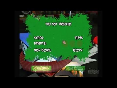 Goosebumps Horrorland Nintendo Wii Video