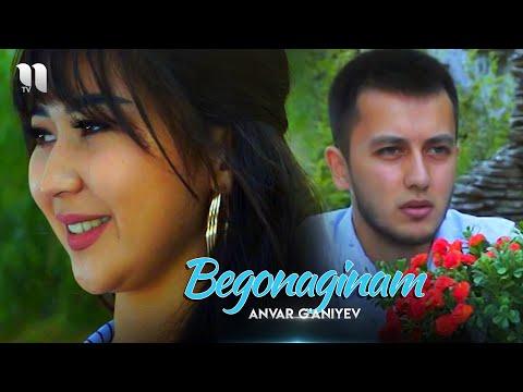 Anvar G'aniyev - Begonaginam (Official Music Video)