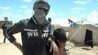 أخبار الآن تستمع إلى مأساة هارب من بطش داعش