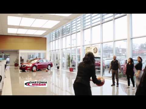 Perfect shot! March Savings at Gastonia Nissan! - YouTube