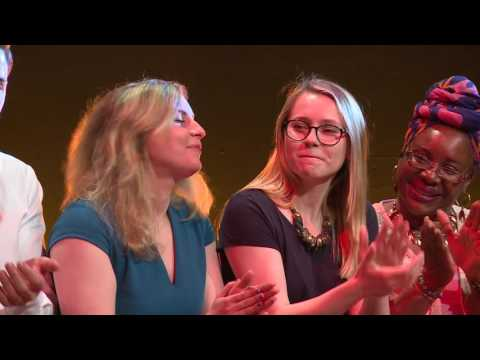 It's time to be up front | Lauren Currie | TEDxBrum