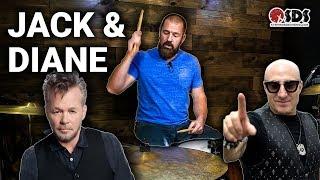EPIC Drum Fills   Jack & Diane Drum Fill Drum Lesson   Kenny Aronoff