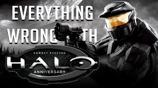 GamingSins: Everything Wrong with Halo: Combat Evolved (Anniversary)