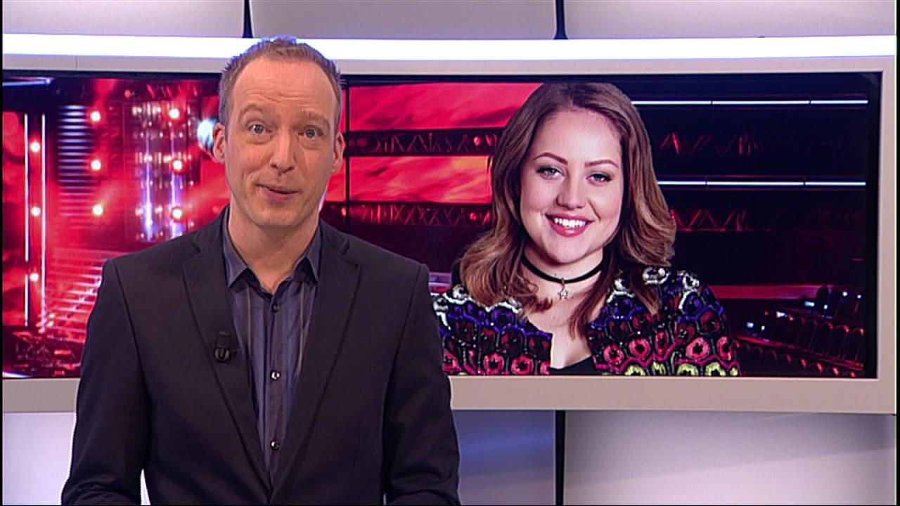 Download Spanning voor de finale van The Voice of Holland, wint Pleun Bierbooms?