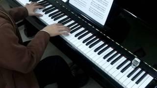 Suzuki Violin Book 2 No.8 Paganini Theme from Witches Dance Piano Accompaniment Practice 92 bpm