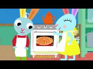 J'aime la galette - Chansons et comptines avec Pinpin et Lili