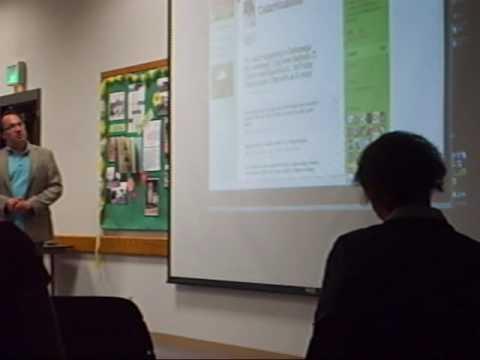 Coos Bay Presentation Social Networking Part 2
