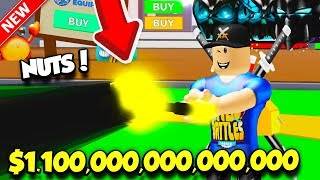 IT TOOK ME 10 HOURS TO GET THE $1,100,000,000,000 MAGNET IN MAGNET SIMULATOR! *SO OP* (Roblox)