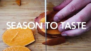 Season to Taste: Vegan Home Cooking from the Hip (Zero Waste. Plastic Free. ASMR)