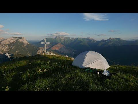 Berggipfel-Overnighter 2.0