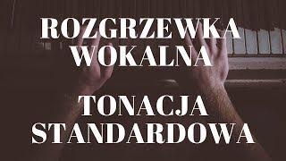 ROZGRZEWKA WOKALNA / 8 ĆWICZEŃ NA LEPSZY GŁOS! [TONACJA STANDARDOWA]