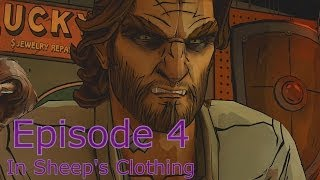 The Wolf Among Us Walkthrough Episode 4 - In Sheep