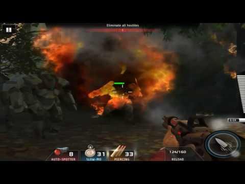 Kill Shot Bravo Region 21 Primary Mission 10 - Eliminate all hostiles