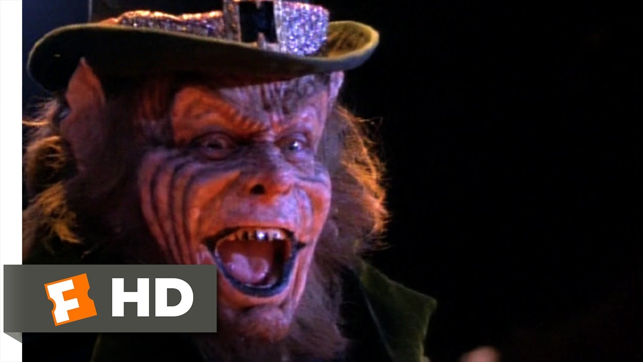 Download Leprechaun 3 (8/8) Movie CLIP - Flame Broiled (1995) HD
