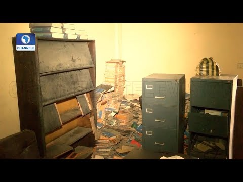 Decaying Library: Facility In Calabar In A State Of Disrepair |Eyewitness Report|
